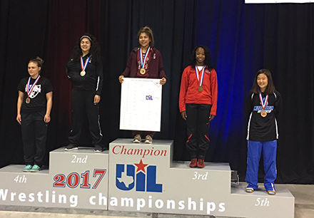 Frisco ISD Wrestlers Bring Home State Titles