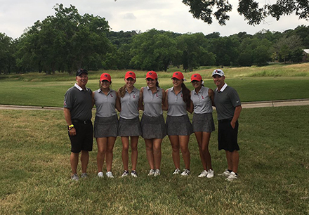 FISD Golfers Compete at State Championships