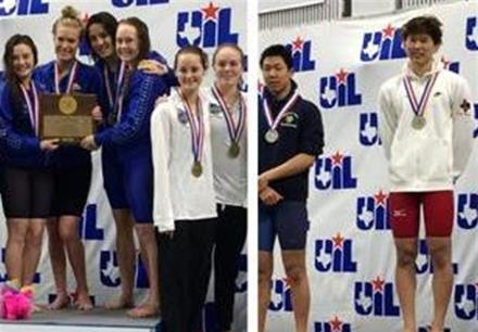 Frisco ISD Swimmers and Divers Excel at State Meet