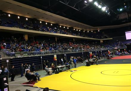 FISD Wrestlers, Teams Shine at State Meet