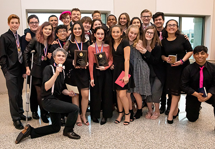 Frisco High School UIL One-Act Play Headed to Area
