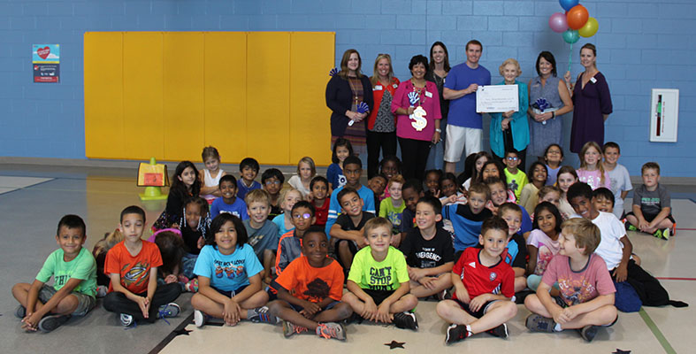 Music and Muscles is a Winner at Tadlock Elementary