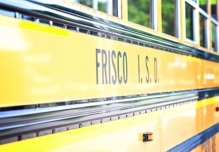Frisco ISD Has Urgent Need for Bus Drivers