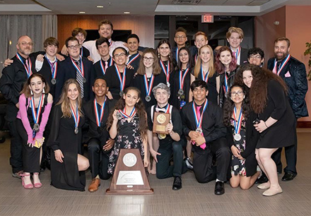 Frisco ISD Students Dazzle at State UIL Contest