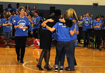 Cobb Middle School Named National PTA School of Excellence