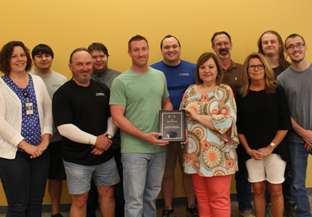 Frisco ISD Print Center Recognized for Workflow Solutions