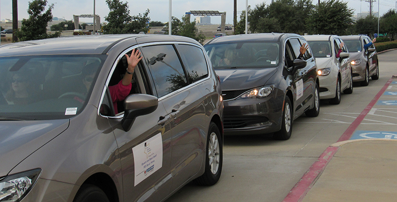 FEF Grant Patrol Lines Up to Deliver Thousands in Grants to FISD Educators