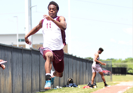 FISD Athletes Headed to State Track Meet