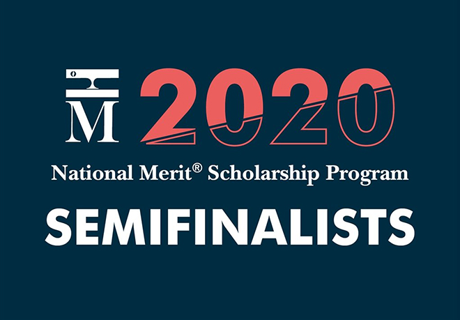 2021 Frisco ISD National Merit Semifinalists Named