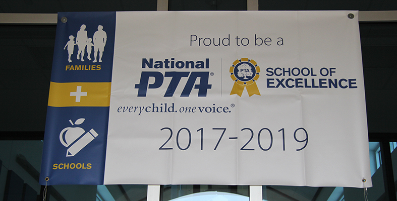 Cobb Middle School is First in FISD to Be Named National PTA School of Excellence
