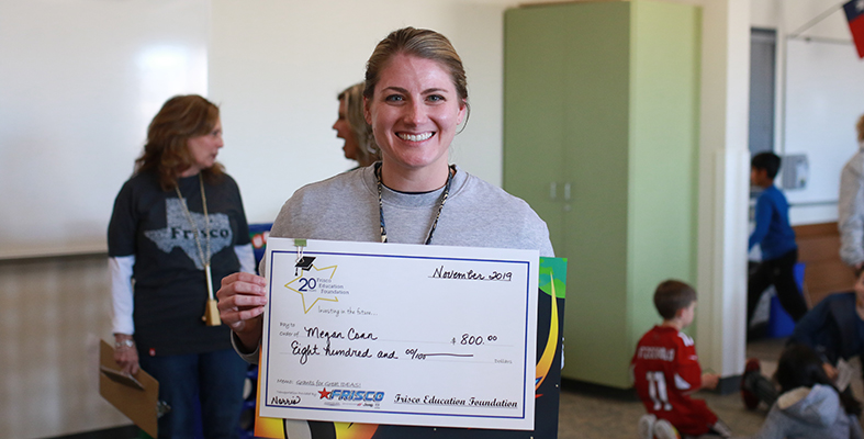Norris Grants for Great Ideas Winner.