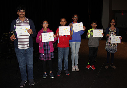 Six Students Advance to Collin County Spelling Bee