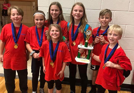 Students to Compete at Destination Imagination (DI) Global Finals