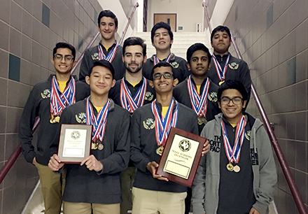 Academic Decathlon is State Bound